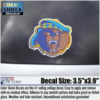 Colorshock Mascot Decal