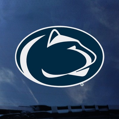 Penn State Nittany Lions Color Shock Mascot Decal