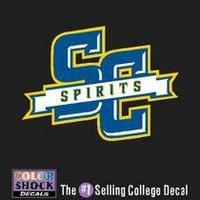 Color Shock Mascot Decal