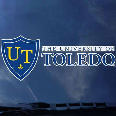 University of Toledo Color Shock Seal Decal