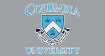 Columbia University Color Shock Seal Decal