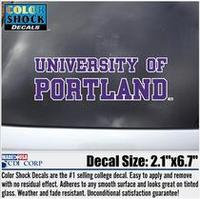 Colorshock School Name Decal