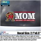 University of Maryland Colorshock Decal