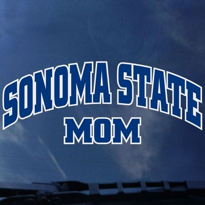 Colorshock Decal | The Sonoma State University Bookstore