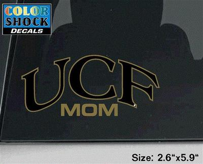 UCF Knights Colorshock Decal