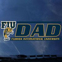 FIU Colorshock Decal