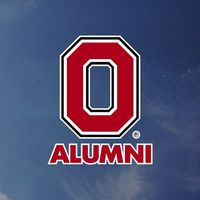 Ohio State Buckeyes Colorshock Alumni Car Decal