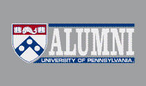Penn Color Shock Alumni Car Decal