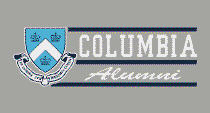 Columbia University Colorshock Alumni Decal