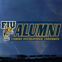FIU Colorshock Alumni Decal