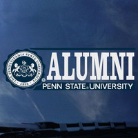 Penn State Nittany Lions Colorshock Alumni Decal