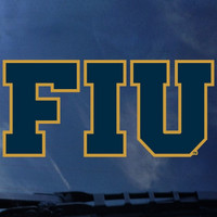FIU Oversized ColorShock decal