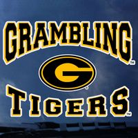 Grambling State Tigers Oversized ColorShock decal