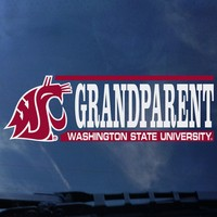 Washington State Cougars Colorshock Decal