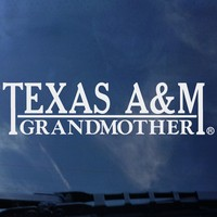 Texas A&M Aggies Colorshock Decal