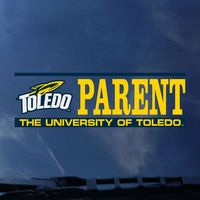 University of Toledo Colorshock Decal