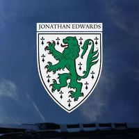 Yale Bulldogs Jonathan Edwards Decal ¿¿¿¿¿¿¿¿¿
