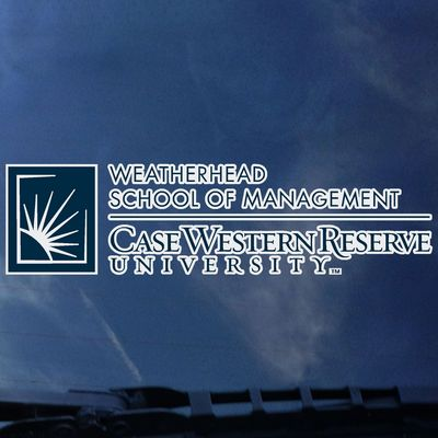 School Decal | The Case Western Reserve University Bookstore