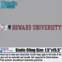 Static Cling Decal