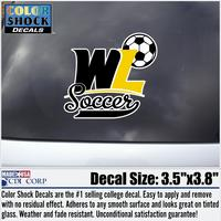 CDI Soccer Decal