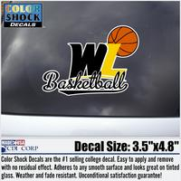 CDI Basketball Decal