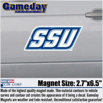 Small Car Magnet | The Sonoma State University Bookstore