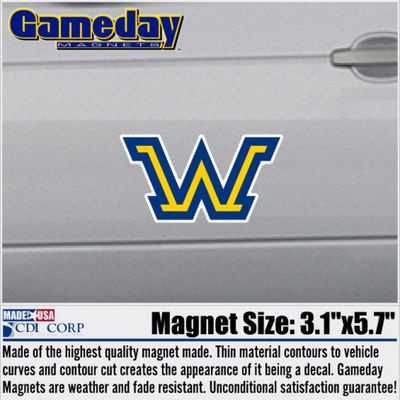 Small Car Magnet