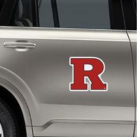 Rutgers Scarlet Knights Car Magnet