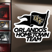 UCF Knights Car Magnet