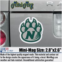 Northwest Missouri State Mini Car Magnet