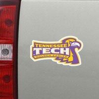 Tennessee Tech Golden Eagles Car Magnet