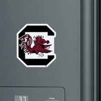 South Carolina Gamecocks Mini Car Magnet
