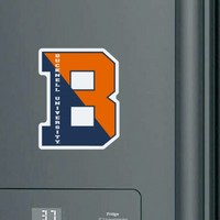 Bucknell Mini Car Magnet