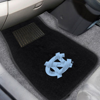 Embroidered Car Mat Set (Online Only)