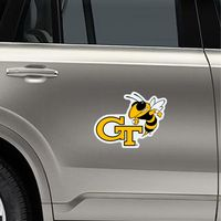 Georgia Tech Car Magnet