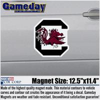 South Carolina Gamecocks Car Magnet