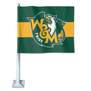William and Mary Wincraft Car Flag