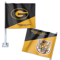 Grambling State Tigers Wincraft Car Flag