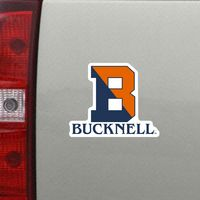 Bucknell CDI Mini Car Magnet