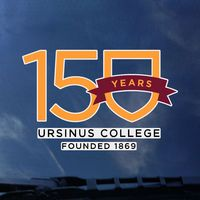 150 Anniversary Decal Square