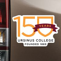 150 Anniversary Small Magnet