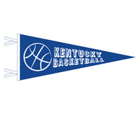 NCAA Mens Lacrosse National Champs 12x30 Felt Pennant
