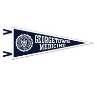 NCAA National Champs 12x30 Felt Pennant