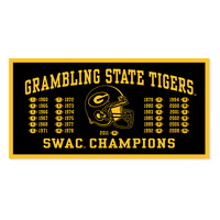 NCAA Mens Lacrosse National Champs 18x36 Banner