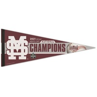 College World Series National Champions Pennant