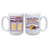 National Champions 15 oz. Mug