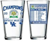 Citrus Bowl Champions 16 oz. Mixing Glass