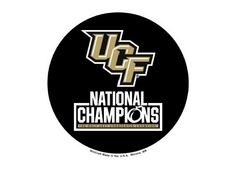 National Champions Button