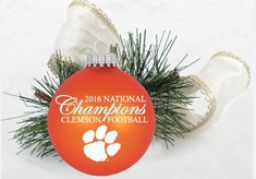 National Champs Ornament