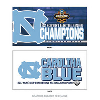 NCAA Mens Basketball National Champions Official On Court Towel